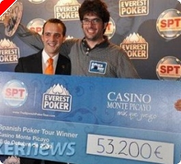 "José Luis Navarro, ""Jotaele"" gana el Spanish Poker Tour Valencia 2009"