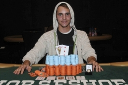Dan Livingston Wins World Series of Poker Circuit Horseshoe Chicago Main Event