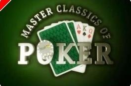 De Master Classics of Poker staan op het punt van beginnen