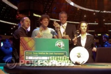MCOP: Paul Berende wint €1.500,- Freeze-Out & meer..