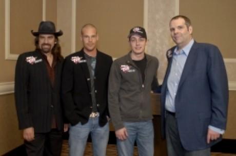 Exclusiva PokerNews: Tom Dwan presentado como Team Full Tilt Pro