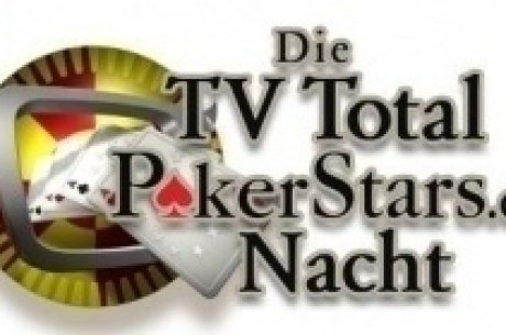 Dschungel-Moderatorin Sonja Zietlow bei der TV-TOTAL Pokerstars Nacht