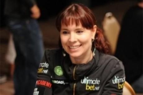 Top 10 Histórias de Poker de 2009: #6, Annie Duke em Celebrity Apprentice de Trump