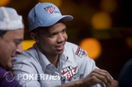 Nightly Turbo: Phil Ivey no Topo, Fusão Everleaf Gaming, E Mais.