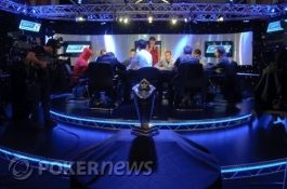 From the Big Screen to the Final Table: The New Guy