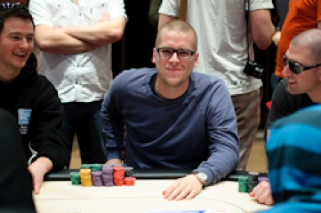 EPT Copenhagen Day 1b: A Horse Race Breaks Out