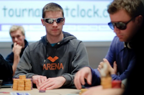 EPT Copenhagen Day 2: Leaderboard Shaken, Toth Floats to the Top