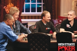 High Stakes Poker, Season 6, Episode 2: A High Stakes Funeral