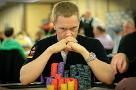 PokerStars.net EPT Snowfest Day 2: Strassmann Shoots to the Front; Lykov Lurking