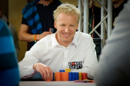 PokerStars.net EPT Snowfest Day 4: Baekke Leads The Way
