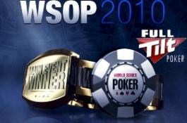 Vá às World Series of Poker 2010 com a Full Tilt Poker