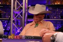 High Stakes Poker Season 6, Episode 9: Brunson Takes a Hit; Matusow Heard but Not Seen