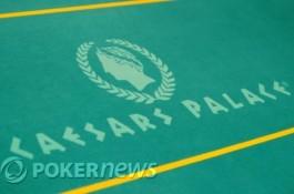 WSOP Circuit Las Vegas Day 1: Casetta Cruises to Chip Lead