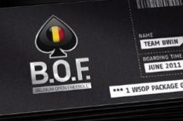 Bwin Poker : Belgium Open Freeroll