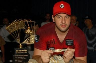2010 World Series of Poker Day 5: Michael Mizrachi Takes Down Player's Championship
