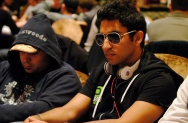 A Hand from the WSOP with Amit Makhija