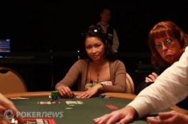 WSOP Dag 15: Oanh Bui naar Dag 2 in Ladies Event
