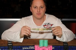 World Series of Poker 2010: Richard Ashby Wins Event #21: $1,500 Seven Card Stud