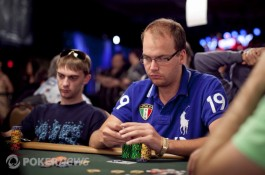UK Pokernews Roundup: Main Event Day 1B Chip Counts, London Poker Festival Announced, and more