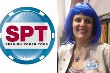 Spanish Poker Tour de Everest en Castellón, día 2: Laura Cantero repite liderato para la...