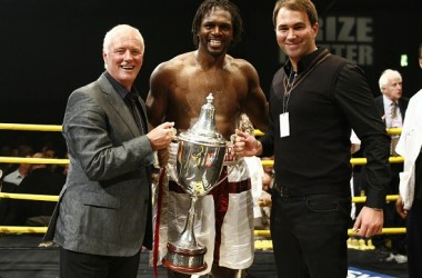 Audley Harrison