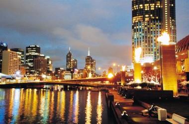 Around the World with Lynn Gilmartin: Melbourne