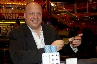 2010 WSOPE Event #2, Day 3: Lisandro Takes Five