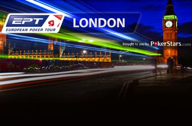 De PokerStars EPT Londen komt er aan