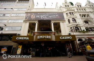 Looking Back at the 2010 WSOP Europe