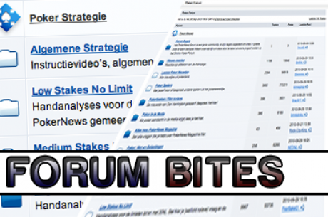 Forum Bites: 