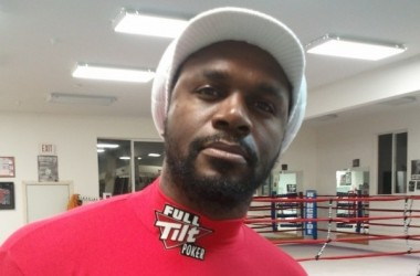 UK PokerNews Exclusive Interview with Audley Harrison