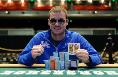World Series of Poker Circuit Hammond Day 3: Jewell Shines Brightest with Victory!
