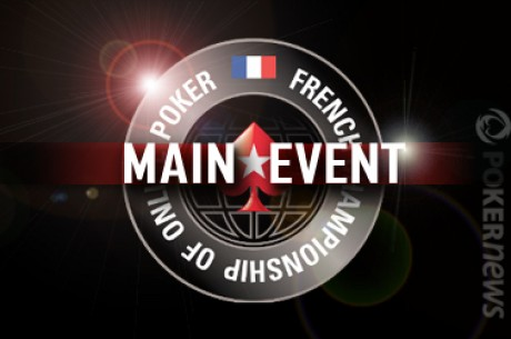 FCOOP Main Event sur PokerStars