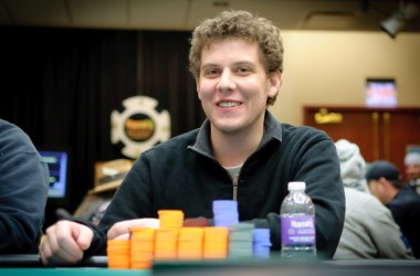 WSOP-C Harrah's Atlantic City Day 1: Ari Engel, Todd Terry, Matt Glantz Headline the Day 1 Big...