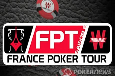 Winamax.fr : Pré-satellites France Poker Tour 6 dans les casinos