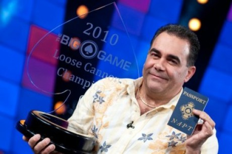 Pokerstars Big Game : Le Champion 2010 couronné