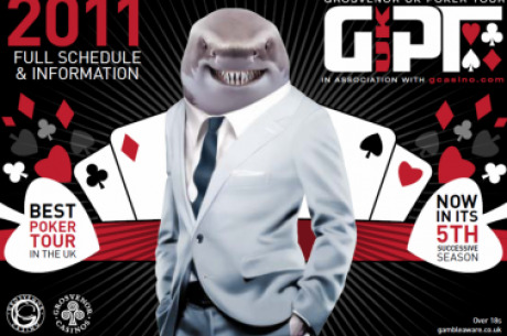 Buy-in Direct to all Grosvenor UK Poker Tour events RAKE FREE at Blue Square Poker