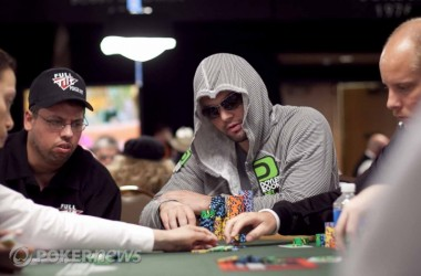 World Poker Tour Bay 101 Shooting Star Day 1b: Trapani Surges Late; Sands, Young and Dorfman...