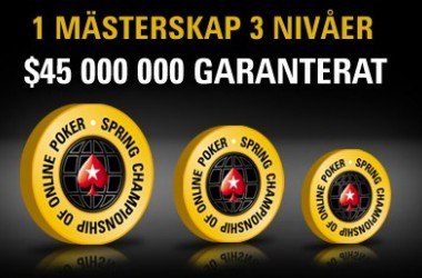 SCOOP 2011 – 38 event & 45 miljoner i garanterade priser