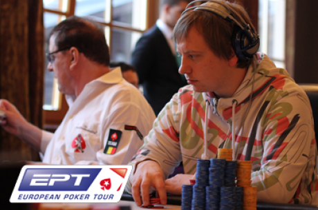 PokerStars EPT Snowfest - Drie Vlamingen aan de finaletafel, Vandersmissen chipleader