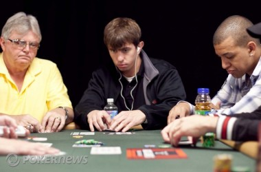 World Poker Tour Hollywood Poker Open Day 2: Whetstone Solid as a Rock; Shorr Lurking