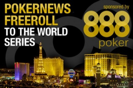 888poker PokerNews Freerolls