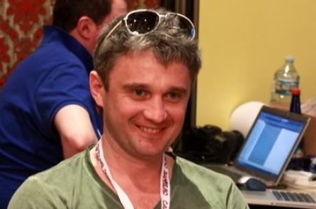 PokerStars European Poker Tour San Remo Tag 1a: Leonid Bilokur als Chipleader