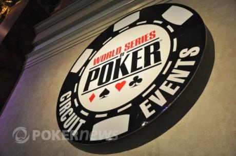 Recap of the WSOP-Circuit Caesars Palace Ring Events