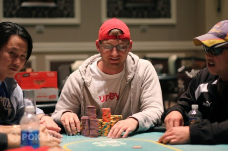 World Series of Poker Circuit Caesars Palace Day 2: Johnson Leads by a Nose
