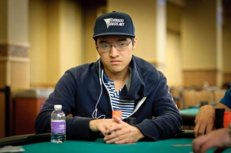 World Series of Poker Circuit Harrah's Chester Day 1: Nguyen Looking For Another Ring