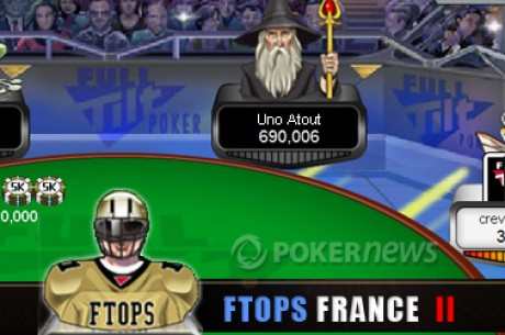 Full Tilt Poker : 'Uno Atout' champion Main Event FTOPS FR II