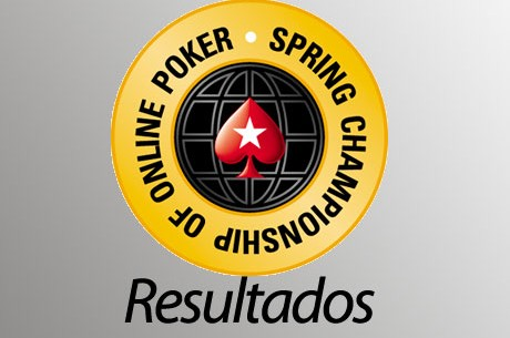 PokerStars SCOOP 2011: Resultados Dia 1 & 2