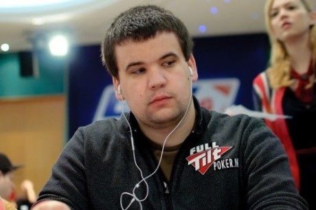 Christian Harder Discusses Hand from WPT Championship