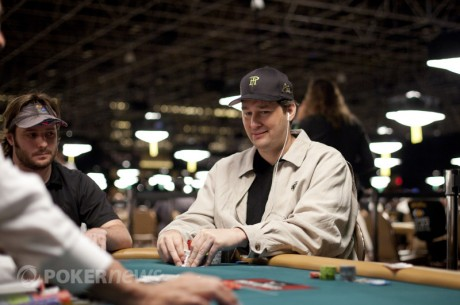 2011 World Series of Poker Day 11: Badecker and Bonkowski Win and Hellmuth Chases #12